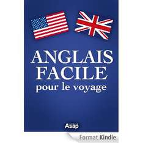 Ebook   Kindle gratuit : L'anglais facile pour le voyage