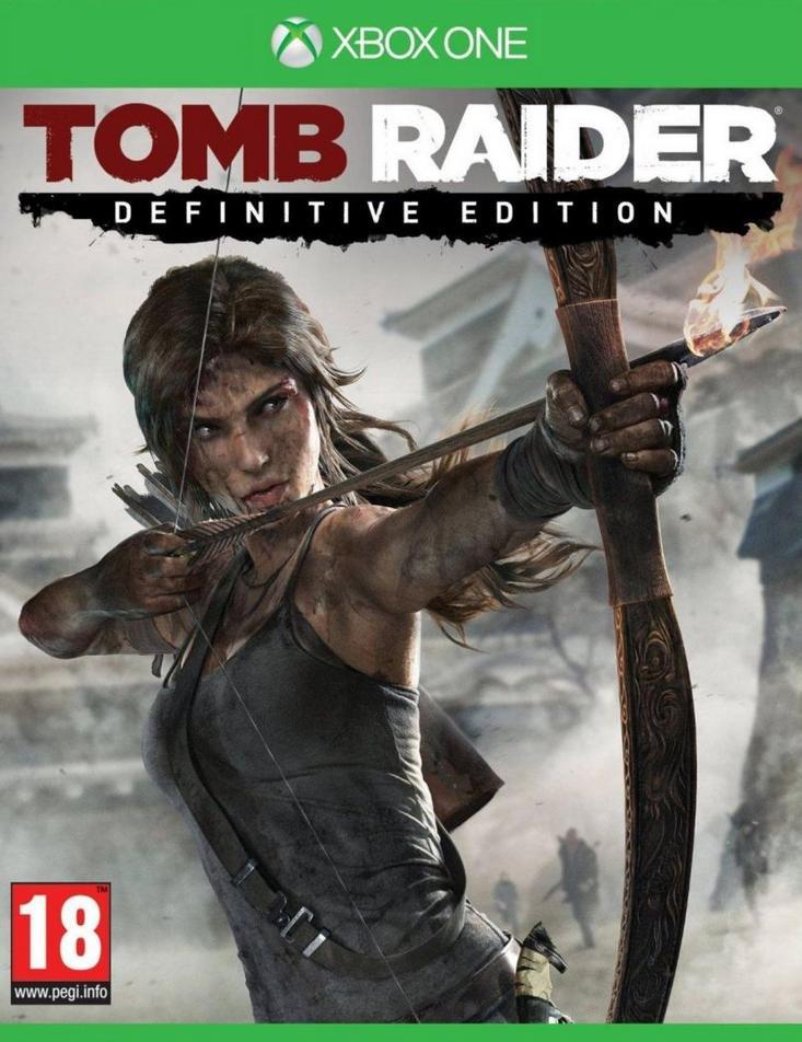 [Abonnés Gold] Tomb Raider Definitive Edition sur Xbox One