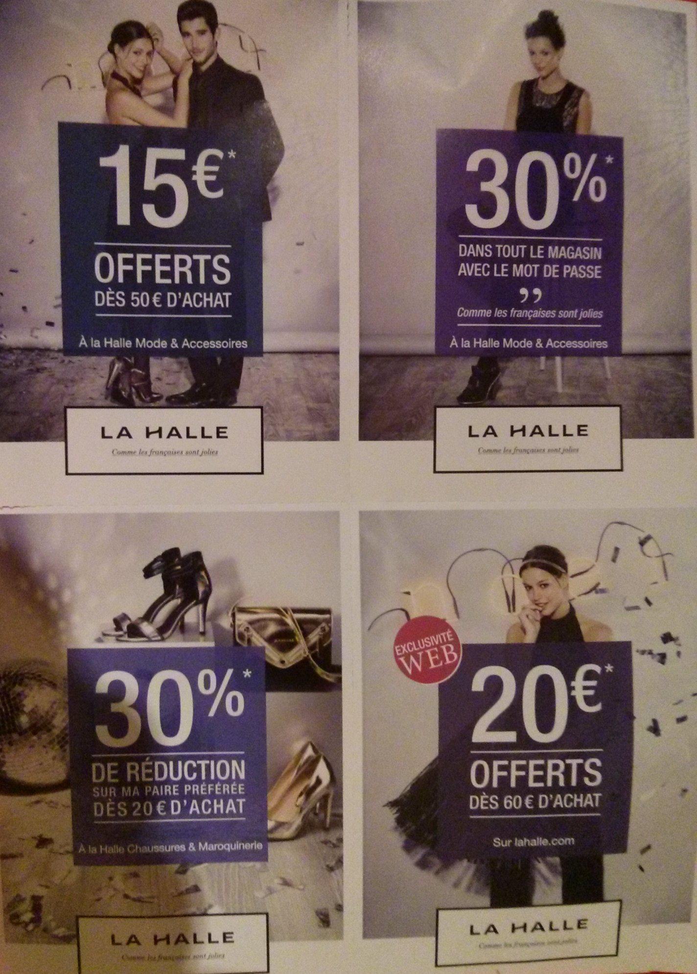 20€ de réduction dès 60€ d'achat