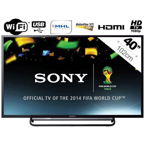 TV LED 40'' Sony KDL40R480BBAEP - 1080p