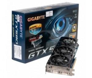 GIGABYTE GeForce GTX 580 - 1,5 Go GDDR5 - PCI-Express 2.0 (GV-N580UD-15I)