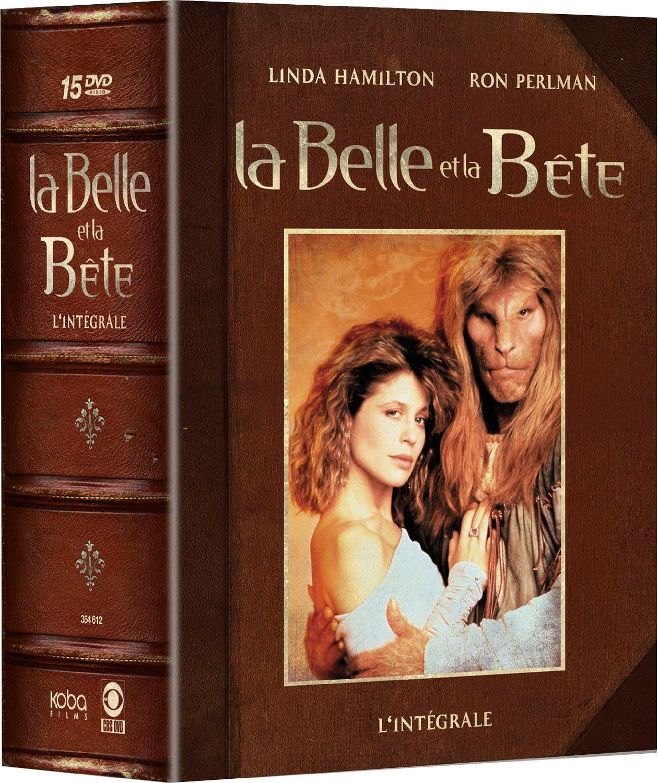 Coffret 15 DVD La Belle et la Bête - L'intégrale de la série (saisons 1 à 3 )