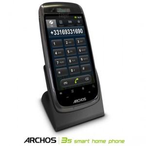 ARCHOS 35 Smart Home Phone (Téléphone Fixe sur Android)