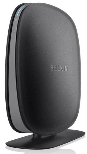 routeur sans fil Belkin N300 - WiFi