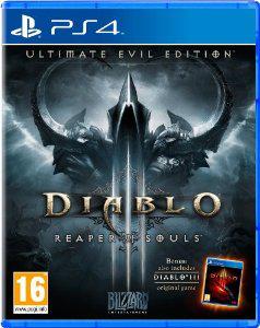 Jeu Diablo III: Reaper of Souls - Ultimate Evil Edition sur PS4 et XBOX One