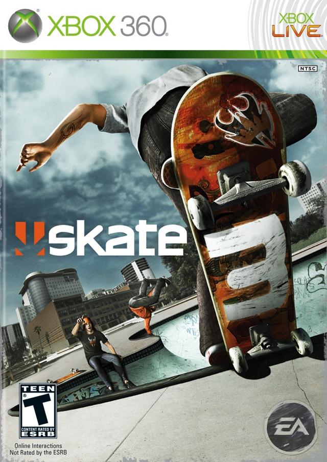 Skate 3 sur Xbox 360 (Dématérialisé)