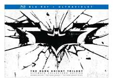 The Dark Knight Trilogy (Batman Ultimate Collector's Edition / Blu-ray + UltraViolet)