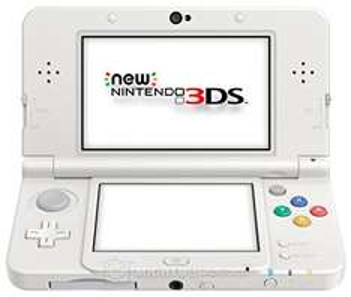 Nintendo New 3DS  Version Australie PAL (français)