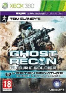 Ghost Recon Future Soldier - Edition signature (Xbox 360 / PS3)
