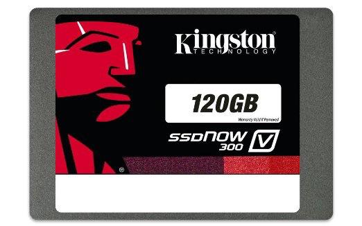"SSD 2.5"" Kingston SSDNowV300 120Go - SATA 3.0"