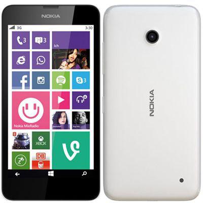 Smartphone Nokia Lumia 635 4G avec forfait sans engagement RED (Avec ODR 50€)