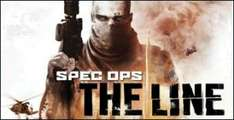 PC GAME - Spec Ops The Line - Clé steam