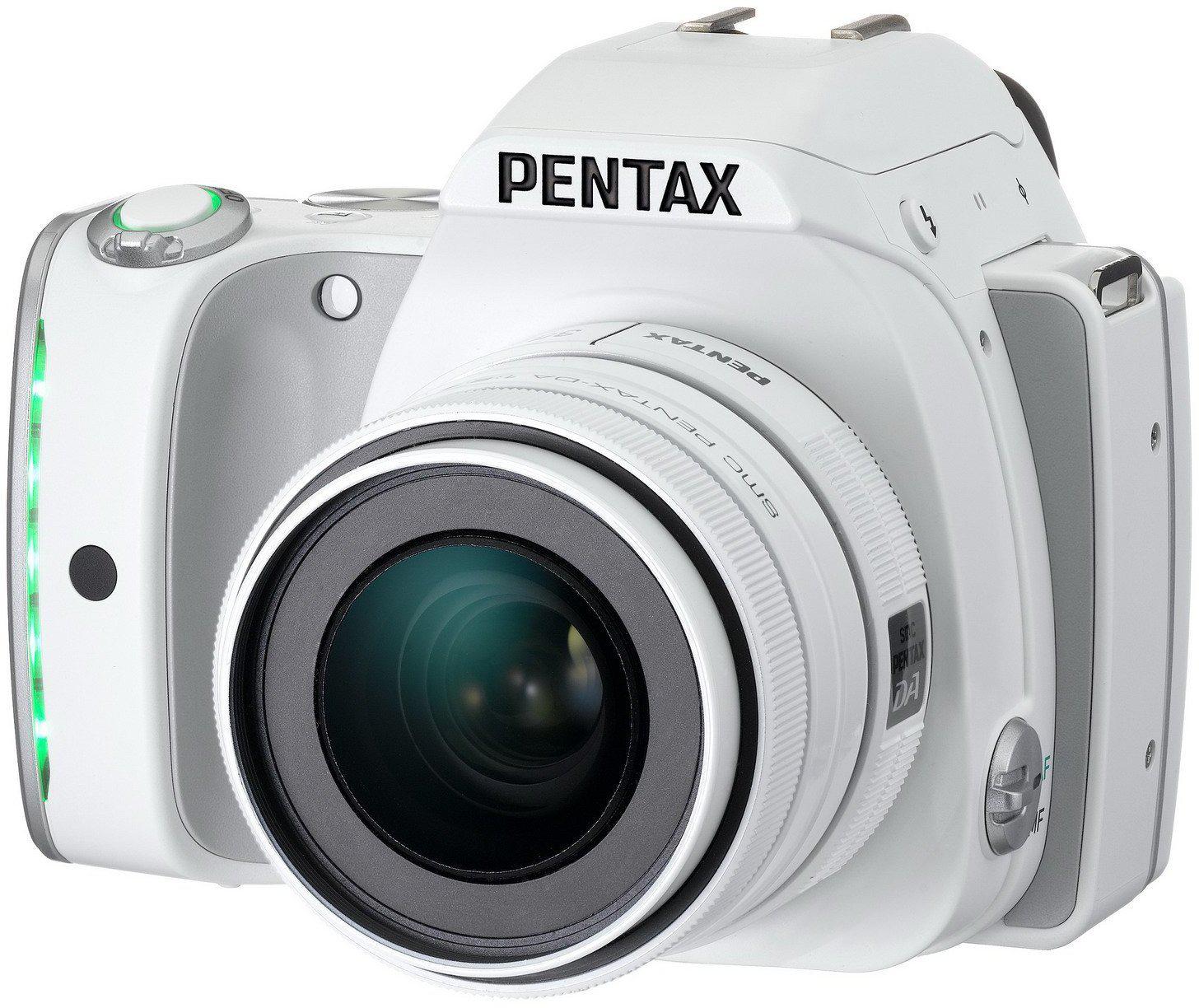 Appareil photo numérique Reflex Pentax K-S1 20 Mpix + Objectif SMC DA + Carte Wi-Fi (Avec ODR de 50€)