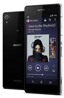 Smartphone Sony Xperia Z2 Noir (+ 60€ de bons d'achat)