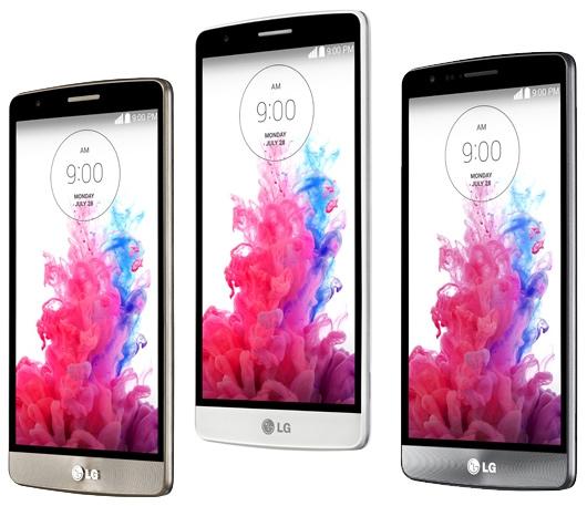 "Smartphone 5"" LG G3S noir"