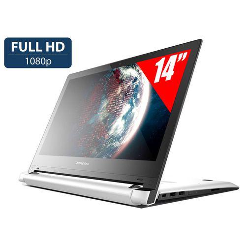 """PC Portable Hybride 14"""" Lenovo Flex 2 (Intel Core i3-4030U, 4Go RAM, 1To HDD)"""