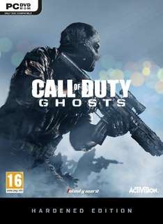 Call of Duty Ghosts : Hardened Edition PC/360/PS3