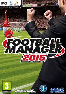 Football Manager 2015 sur PC