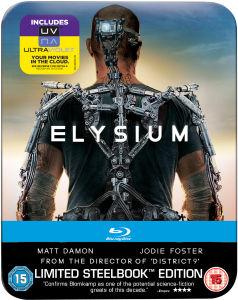 Blu-ray Elysium - Steelbook