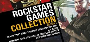 Rockstar Games Collection : 11 jeux PC (Dématérialisé - Steam)