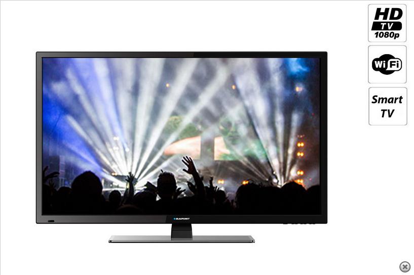 "TV LED 50"" Blaupunkt - Smart TV"