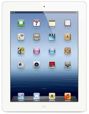 Apple iPad 3 16Go Wi-Fi - Reconditionné (Blanc ou Noir)
