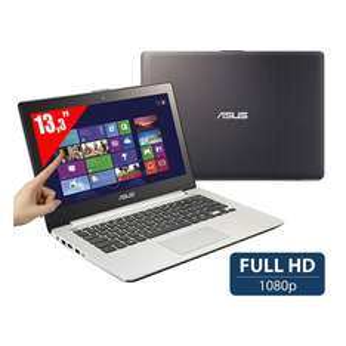 "PC portable Tactile  13.3"" Asus Vivobook  S301LA-DH084H - i3"