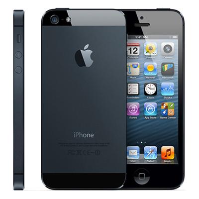 Smartphone Apple iPhone 5 16go Noir Reconditionné