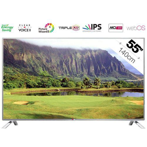 """Téléviseur 55"""" LG 55LB630V - LED - HDTV 1080p - Smart TV"""