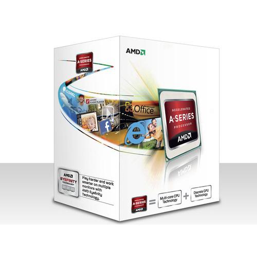 Processeur Dual Core AMD A4-4000 (3.0 GHz)