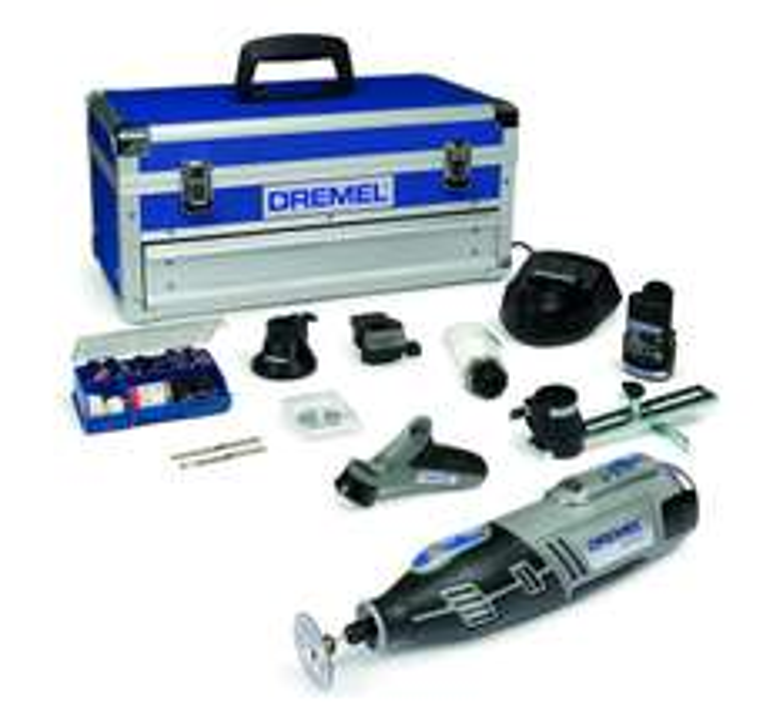 Coffret Dremel 8200 KN + 65 accessoires