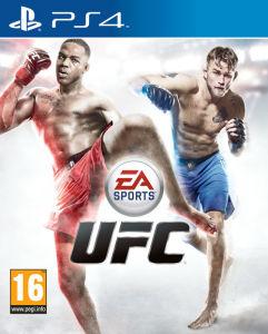 Jeu  UFC 2014 sur PS4 et XBOX One (Français inclus)