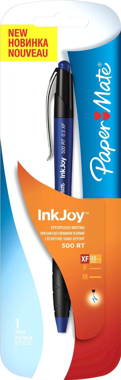[Panier plus] Lot de 12 stylos bille Paper Mate InkJoy 500 RT Ultra
