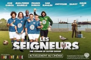 4,5€ (ou 0€)  la place pour voir le film les Seigneurs dans les cinémas Gaumont et Pathé