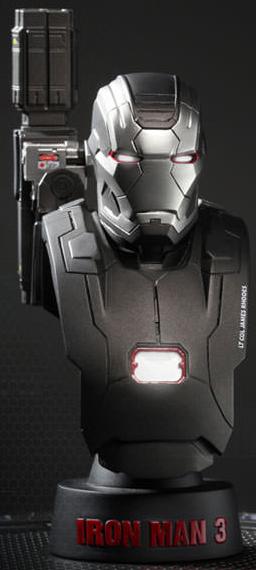 Buste 1/6 Iron Man 3 mark 2 ou mark 24 (import)