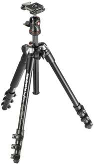 Trépied Manfrotto 290B Befree MKBFRA4-BH Compact et léger