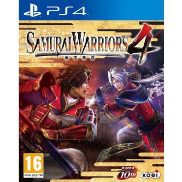 Samurai Warriors 4 sur PS4