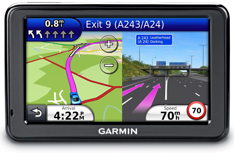 GPS Garmin Nüvi 2595 LMT (45 pays)