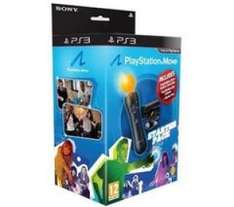Starter Pack PlayStation Move sur PS3