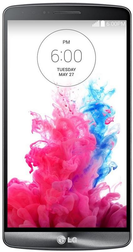 Smartphone LG G3 16 Go - Metallic Black