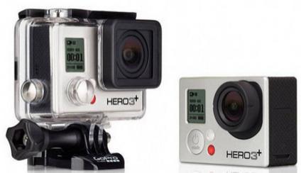 Caméra embarqué GoPro Hero 3 + Silver