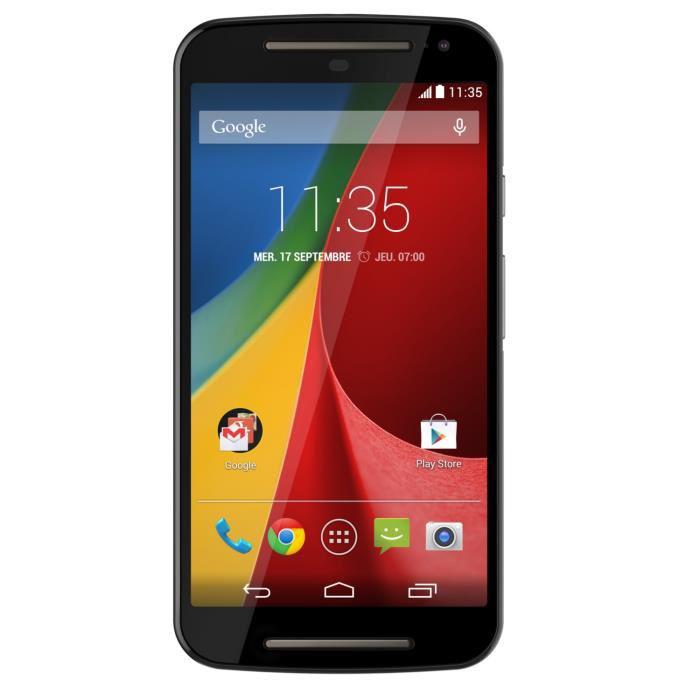 Smartphone Motorola Moto G - 2ème génération (avec ODR 30€)