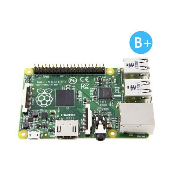 Pour 1 Raspberry Pi B+ acheté, 1 boîtier offert soit le lot