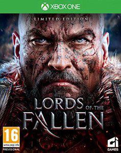 Jeu Lords of the Fallen sur Xbox One et PS4