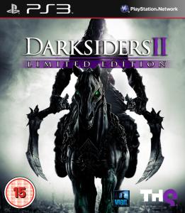 Darksiders 2 : édition limitée + Argul's Tomb DLC sur PS3 et XBOX 360