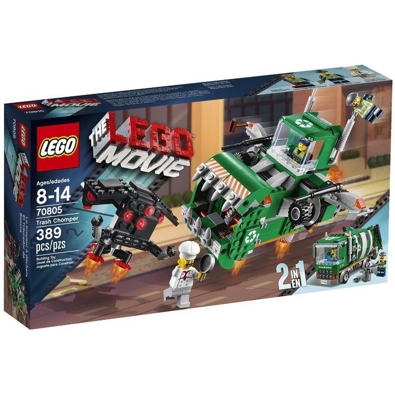 50% de réduction crédités sur la carte waaoh sur certains produits Lego Movie