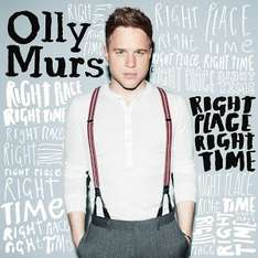 Album Right Place Right Time Olly Murs