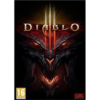 Jeu PC Diablo III version boite