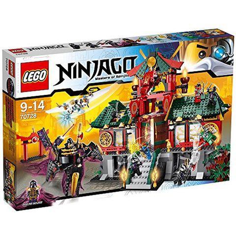 LEGO® Ninjago - Le Temple de Ninjago (avec 59€45  sur la carte Waaoh)