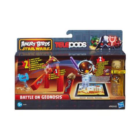 Jouet Angry Birds Star Wars Telepods - Strike Back Pack (Avec 21 € en carte Waaoh)